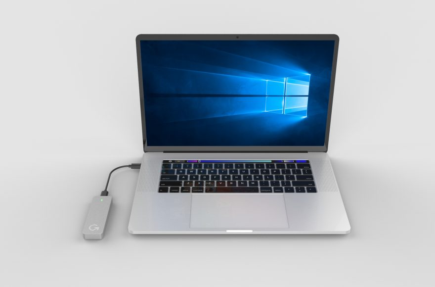 一機兩用,Mac 變身職人電腦