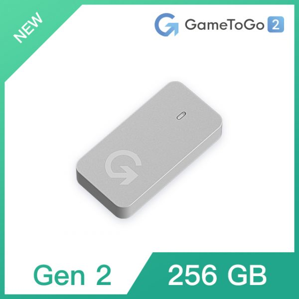 GameToGo 2 - 256GB