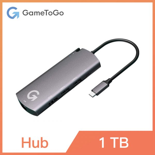 GameToGo Hub - 1TB