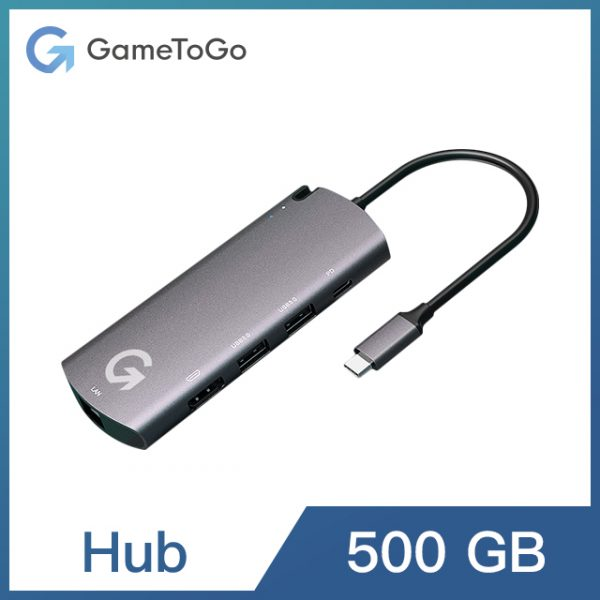 GameToGo Hub - 500GB